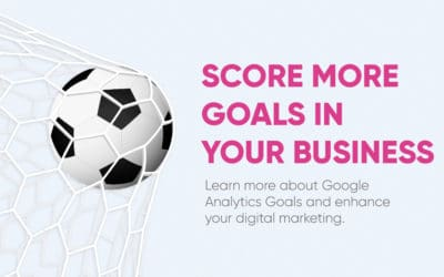 Score Goals For Your Business Via Google Analytics